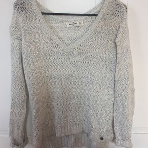 Abercrombie Sparkly Knit Sweater